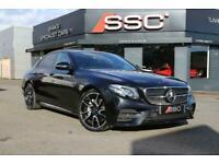 Mercedes-Benz E Class 3.0 E43 V6 AMG (Premium Plus) G-Tronic+ 4MATIC (s/s) 4dr