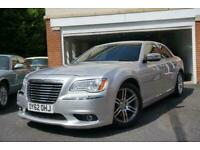 2012 Chrysler 300C CRD LIMITED Auto Saloon Diesel Automatic