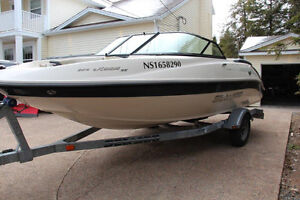 Sea Doo Utopia 205 SE with Trailer