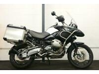 BMW R1200GS ADVENTURE ABS ** One Owner - Ready To Go - BMW Panniers **