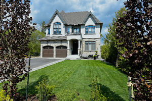 High End Executive Elite Custom Home In West Pickering