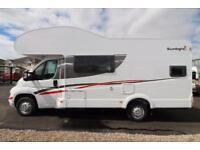 Sunlight A68 6 Berth Motorhome for sale