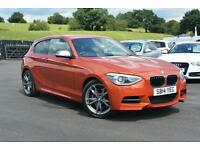 2014 BMW 1 Series 3.0 M135i M Sports Hatch 3dr (start/stop)