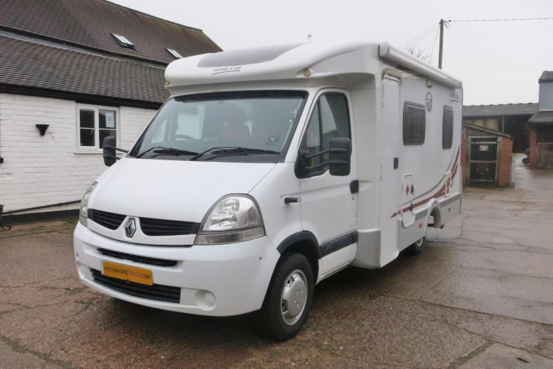 Homecar PR59 3 Berth Low Profile