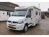 Homecar PR59 3 Berth Low Profile - Fixed Bed Motorhome For Sale