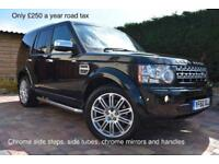 2011 Land Rover Discovery 4 3.0 SD V6 XS 4X4 5dr