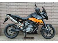 KTM 990 SMT SUPERMOTO T 2010 10 - VIDEO TOURS AVAILABLE - NATIONWIDE DELIVERY