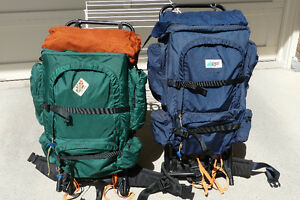 MEC Backpacking Pack & Camp Trails Backpacking Pack