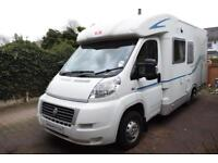 Adria Coral Sport 574SP for Sale Rear Fixed Bed Garage Solar Panel Inverter
