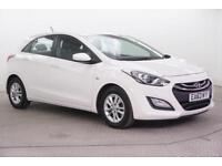 2013 Hyundai i30 ACTIVE CRDI Diesel white Automatic