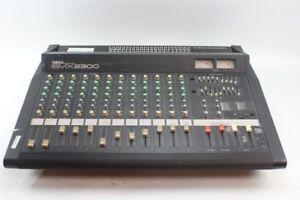 Yamaha mixer EMX 2300 250Wx2 RMS 12 entrées remis a neuf