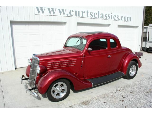 1935 ford 5 window steel body coupe 350 auto used ford for 1935 ford 5 window coupe for sale