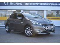 BAD CREDIT CAR FINANCE AVAILABLE 2012 12 PEUGEOT 208 1.4e-HDi ALLURE