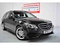Mercedes-Benz E350CDI 258 Bhp Premium Plus 9G-Tronic AMG - LOW RATE PCP £299 P/M