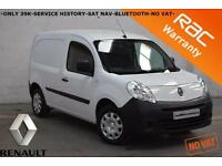 2010 Renault Kangoo 1.5dCi ML19 dCi 70-ONLY 39K-SAT NAV-B/TOOTH-PLYLINED-NO VAT-