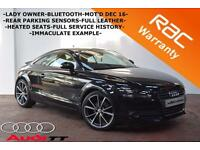 2008 Audi TT Coupe 2.0T FSI ONLY 35K-FULL SERVICE HISTORY-LEATHER-IMMACULATE-