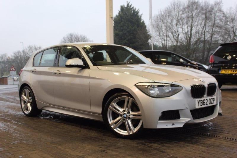 2013 BMW 1 Series 1.6 118i M Sport Sports Hatch 5dr | in Northampton ...