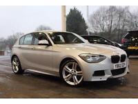 2013 BMW 1 Series 1.6 118i M Sport Sports Hatch 5dr