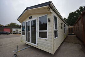2012 BK Sherbourne 40x13 | 2 bed Fully Winterised Static Mobile Home | OFF SITE