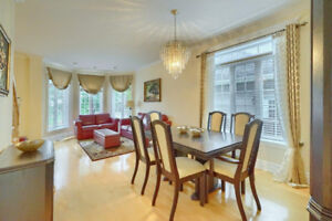 Very Beautiful house for rent in Roxboro, West Island Montreal!