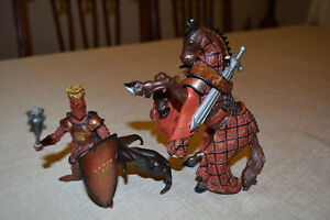 Papo Knights and their Horses, get all 3 sets for $20 total Kingston Kingston Area image 3