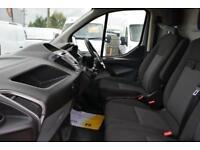 2017 Ford Transit Custom 2.0 TDCi 290 L2H1 Trend Panel Van 5dr (EU6) Diesel silv