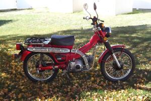 Honda CT110 Very Nice