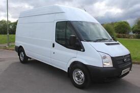 Ford Transit 2.2TDCi ( 125PS ) ( EU5 ) 350 LWB High Roof Diesl Van 62 Reg