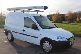 Vauxhall Combo 1.3CDTi 16v ecoFLEX 1700 Diesel Van 12 Reg £3,495 + VAT