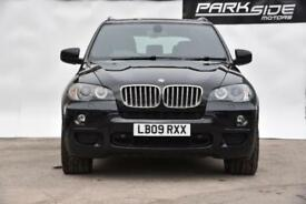 2009 BMW X5 3.0 35d M Sport xDrive 5dr