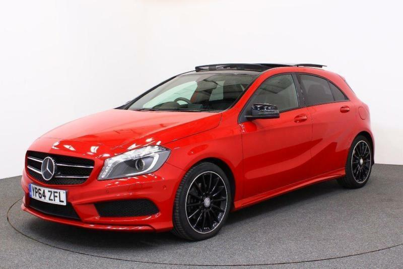 2015 mercedes benz a class 1 5 a180 cdi amg sport 7g dct 5dr in sheffield south yorkshire. Black Bedroom Furniture Sets. Home Design Ideas