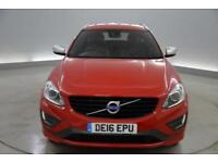 Volvo XC60 D4 [190] R DESIGN Lux Nav 5dr Geartronic