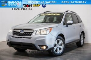 Subaru Forester Convenience MAGS+BLUETOOTH+SIEGES.CHAUUFANTS 201