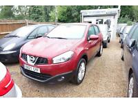 SOLD 2010 Nissan Qashqai 1.5 dci Left hand drive Lhd Spanish Registered