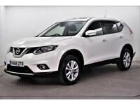2016 Nissan X-Trail DCI ACENTA Diesel white Manual