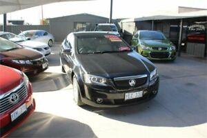 2007 Holden Calais VE V Black 5 Speed Automatic Sedan Mitchell Gungahlin Area Preview