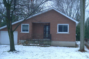Orillia Water Front Home for Rent