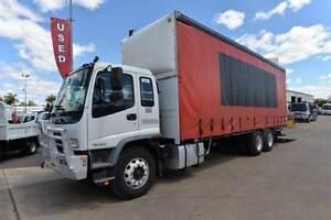 ISUZU FVM 1400 ** TAUTLINER ** 6X4 ** #4933 Archerfield Brisbane South West Preview
