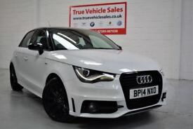 Audi A1 1.6 TDI Sportback S Line Style Edition - LOW RATE PCP £179 PER MONTH
