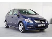 2010 MERCEDES-BENZ B200 CDI SPORT AUTO | £153.99 A MONTH