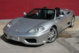 Ferrari 360 SPIDER Manual 6 Speed