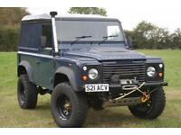 Land Rover 90 Defender 2.2 TDCI Hard Top - 2013