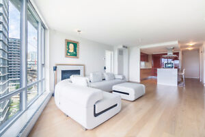 D22-Luxury waterfront 2bed+2bath Downtown-West End Greater Vancouver Area image 2