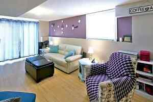 2 BEDROOM BRIGHT AND CHARMING GROUND LEVEL UNIT
