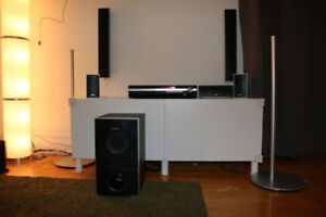 SONY DVD Home Theatre System 5 Disk DVD/CD changer