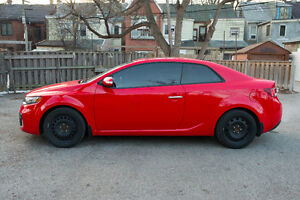 Kia Forte Coupe (2 door)