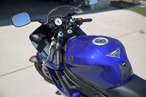 Yamaha R6S in an excellent condition with low KM Sarnia Sarnia Area image 8