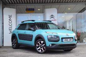 2016 CITROEN C4 CACTUS 1.6 BlueHDi Flair 5dr [non Start Stop]