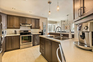 Gorgeous 1430 sqft condo for rent in Pincourt
