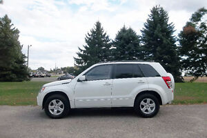 2008 Suzuki Grand Vitara 4x4- Just 134K!! ONE OWNER & NEW TIRES